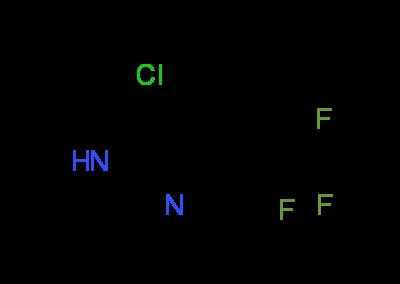 3-Chloro-N-methyl-5-(trifluoromethyl)-2-pyridinamine