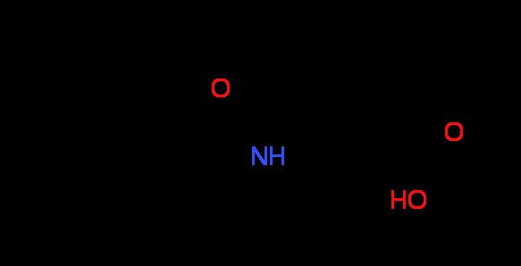 3-(Pentanoylamino)benzoic acid