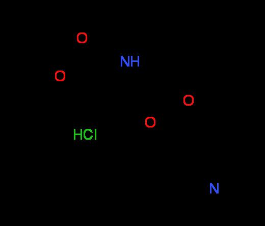 (3S,5S)-5-(Methoxycarbonyl)^pyrrolidinylisonicotinate hydrochloride