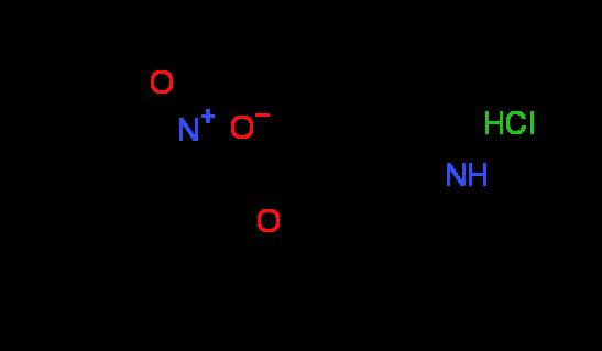 4-[(2-Nitrophenoxy)methyl]piperidine hydrochloride
