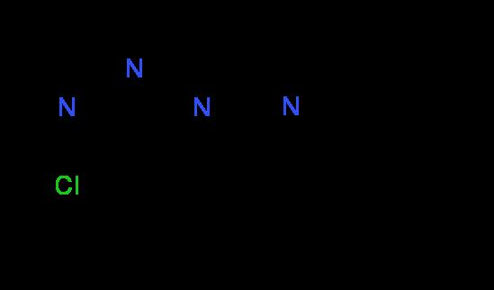 4-(4-Benzyl-1-piperazinyl)-6-chloropyrimidine