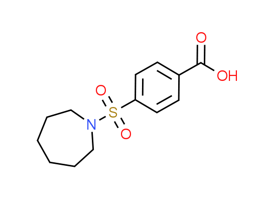 4-(Azepan-1-ylsulfonyl)benzoic acid