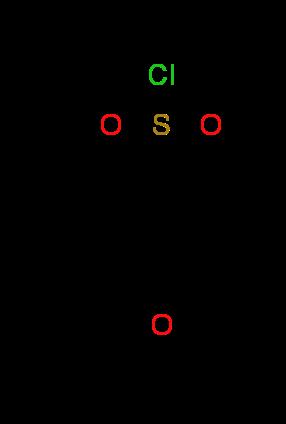 4-Methoxy-2,3-dimethylbenzenesulfonyl chloride