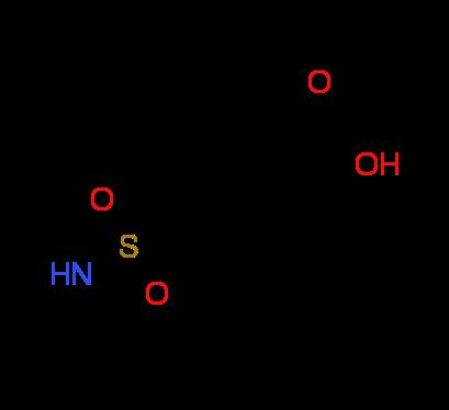 4-[(Methylamino)sulfonyl]benzoic acid