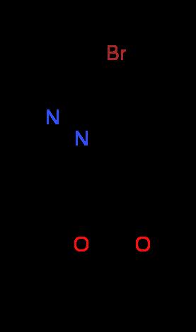Methyl 3-(4-bromo-1H-pyrazol-1-yl)propanoate