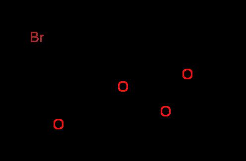 Methyl (4-bromo-2-formylphenoxy)acetate