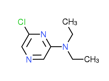 N-(6-Chloro-2-pyrazinyl)-N,N-diethylamine
