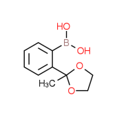 2-(2-Methyl-1,3-dioxolan-2-yl)phenylboronic acid