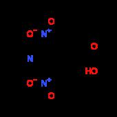 4-(Dimethylamino)-3,5-dinitrobenzoic acid