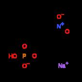 4-Nitrophenyl dihydrogen phosphate, sodium salt