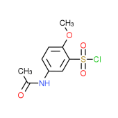 5-(Acetylamino)-2-methoxybenzenesulfonyl chloride