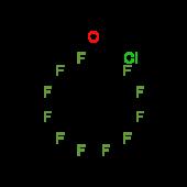 Undecafluorocyclohexanecarbonyl chloride
