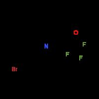 1-[1-(4-Bromophenyl)-2,5-dimethyl-1H-pyrrol-3-yl]-2,2,2-trifluoro-1-ethanone