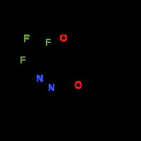 1-Methyl-5-phenoxy-3-(trifluoromethyl)-1H-pyrazole-4-carbaldehyde