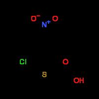 2-[(2-Chloro-4-nitrophenyl)sulfanyl]acetic acid