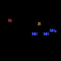 4-(4-Bromo-2,6-dimethylphenyl)-3-thiosemicarbazide