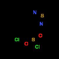 5-Chloro-2,1,3-benzothiadiazole-4-sulfonyl chloride