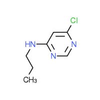 6-Chloro-N-propyl-4-pyrimidinamine