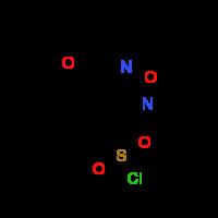 7-Methoxy-2,1,3-benzoxadiazole-4-sulfonyl chloride