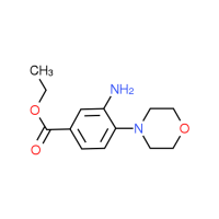 Ethyl 3-amino-4-(4-morpholinyl)benzoate