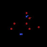 Isopropyl 2-methoxyethyl 2,6-dimethyl-4-(3-nitrophenyl)-1,4-dihydropyridine-3,5-dicarboxylate